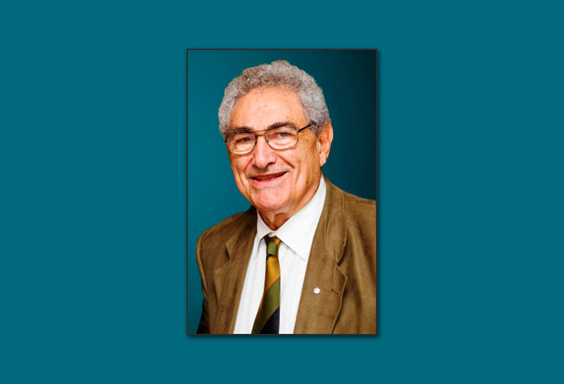Meet our Patron: Dr  Marvin Tile - Canadian Orthopaedic Foundation